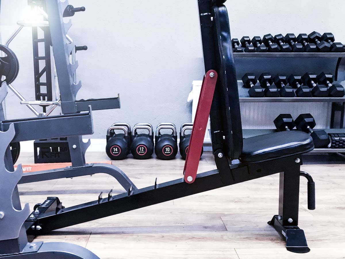 Verite Fitness Personal Training Gym Southport 2 83b
